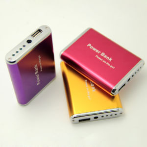 CE Passed 2500mAh Portable Mobile Power Bank for Cellphone (BUB15)