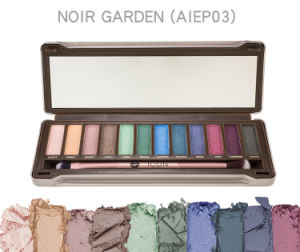 Icon by Absolute New York Hot Sell Wholesale 12 Colors Cosmetics Eye Shadow Palette pictures & photos