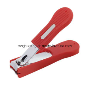 FDA Qualified Toe Nail Clipper with Plastic Cover and Clipping Catcher N-211s-1 pictures & photos