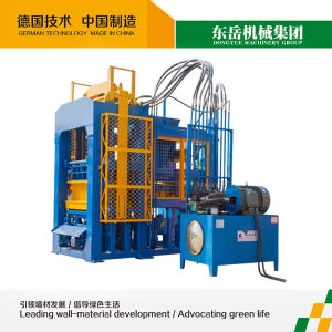 Automatic Production Line Full-Automatic Cement Brick Making Machine Price in India Qt8-15b Building Machinery pictures & photos