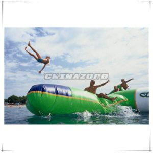 Water Blob Inflatable Boat Pillow for Water Park Games