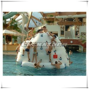 Hot Sale Water Park Toys Inflatable Iceberg Price