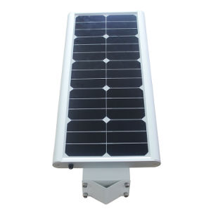 12W Solar LED Street Road Path Garden Lamp Light with Infrared Sensor pictures & photos
