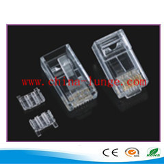 RJ45 Plug, RJ45 CAT6 Cable, RJ45 Connector (UTP) pictures & photos