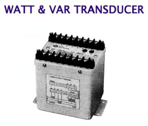 Fp-Watt & Var Transducer pictures & photos