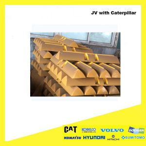 Caterpillar Joint-Venture Swamp Track Shoe for Komatsu, Caterpillar, Volvo, Doosan, Hyundai Bulldozer pictures & photos