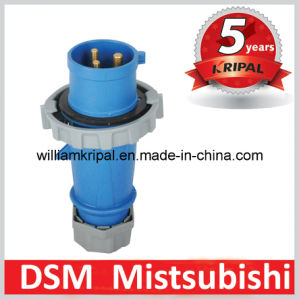 IP67 32A 2p+E Cee Waterproof Industrial Plug pictures & photos