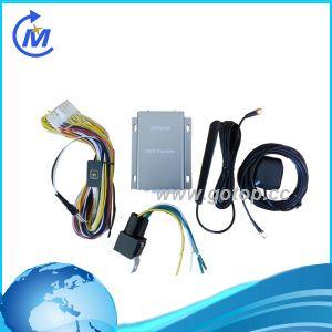 Vehicle GPS Tracker with Fuel/Tempreture Monitor/Door Alarm/Power Cut Function (VT-380)