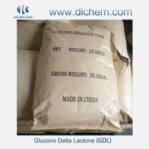 High Purity Food Grade Glucono Delta Lactone (GDL) with Best Price pictures & photos