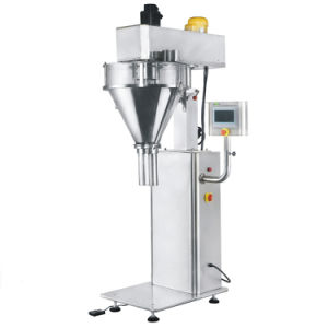 Seasoning Powder Screw Filling Machine with High Quality pictures & photos