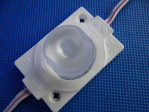 High Brightness 12V IP68 1.5W 1LED 2835 LED Module with Lens pictures & photos