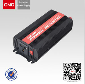 . See Larger Image 300W with USB Port 12V DC to 220V AC Micro Power Inverter pictures & photos