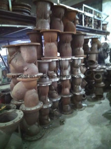 Y Type Cast Iron Strainer for Water, Oil, Gas pictures & photos