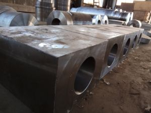 Alloy Steel Machinery Open Die Forgings pictures & photos