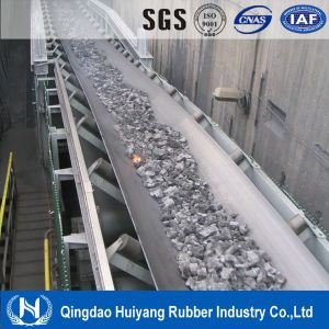 Cement Factory Heat Resistant Rubber Conveyor Belt