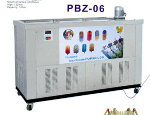 Stainless Steel Popsicle Machine (PBZ-06) pictures & photos