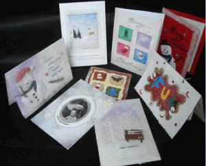 Paper Greeting Cards/ Thank You Cards Low Price pictures & photos
