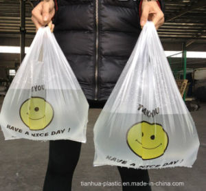 Customized Roll PE Plastic Bags by Manufacturer