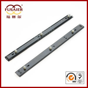 Quick Assembly 27mm Single Extension Ball Bearing Slide (with dowels) pictures & photos