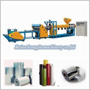 High Speed Plastic PP/PS Sheet Extruder Manufacturing Production Line (HY-670) pictures & photos