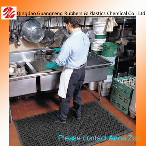 Anti-Slip Bathroom Rubber Kitchen Mats pictures & photos