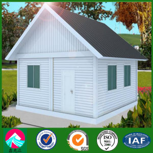 Prefabricated Steel Structure Standard 20FT Container Housing pictures & photos