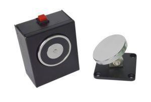 110 Lbs Smokeproof Floor Mount Electromagnetic Door Holder/ Door Stop/ Door Catch--Js-34 pictures & photos