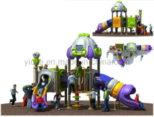 Good Quality Child Playground (YQL-039)
