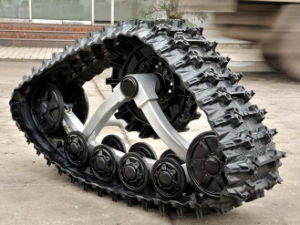 ATV Rubber Snow Tracks pictures & photos