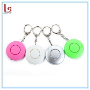 Wholesale Logo Custom OEM Keychain Safe Personal Safety Alarm Torch pictures & photos
