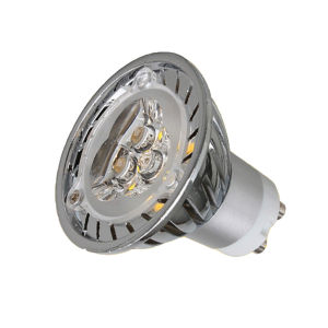 LED Spotlight GU10 6W