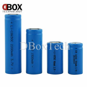 Dbox 2017 Hottest Electronic Cigarette Battery 18350/18450/18490/18650/20700/21700 Cell
