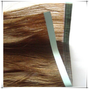 PU Tape Virgin Remy Skin Weft Human Hair