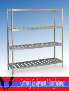 Stainless Steel Four Layers Shelves (CHZ-S01) pictures & photos