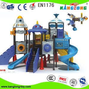 High Quality Outdoor Playground China Manufacturer (2011-041B) pictures & photos