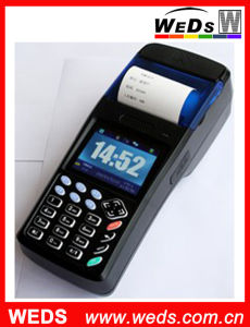 Handheld POS Terminal with Built-in Printer (WEDS-HP8)