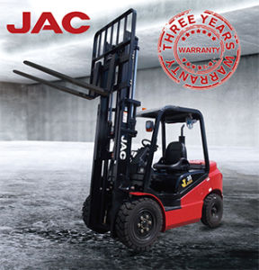 JAC Diesel Forklift Cpcd30h pictures & photos