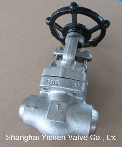 Renewable Seat Full Bore Gate Valve pictures & photos