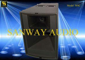 W8c 12 Inch Professional Full-Range Speakers pictures & photos