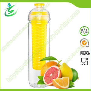 800ml New-Arrival Tritan BPA Free Fruit Infuser Water Bottle pictures & photos