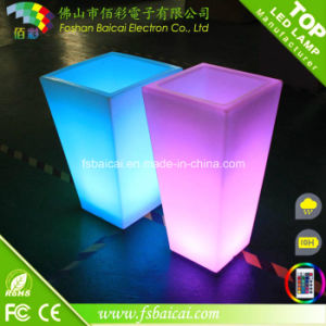 LED Lighting Flower Pot pictures & photos