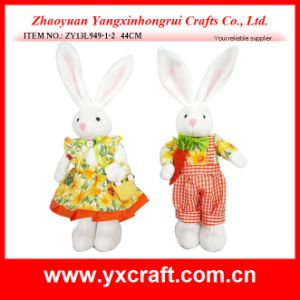 Easter Decoration (ZY13L949-1-2 44CM) Easter Design Standing Toy pictures & photos