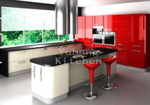 Baked Paint Kitchen Cabinet (M-L84) pictures & photos