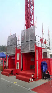 Material Lift for Sale Offered by China Supplier Hstowercrane pictures & photos