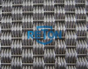 Stainless Steel Metal Decorative Mesh/Stainless Steel Decorative Cable Mesh /Wire Mesh Facades