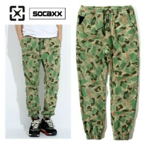 Allover Fashion Camo Joggers Pants Hiphop Skinny pictures & photos