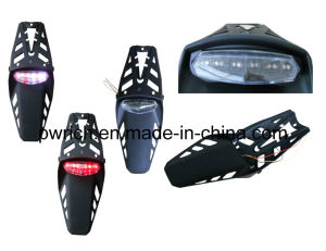 Motorcycle Rear Fender W/12LED, MB110
