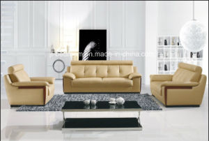 2016 Modern Leather Sofa Set Jfs-30