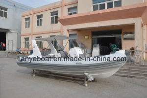 Liya 5.2m China Rib Inflatable Boat Hypalon Rib Boat Manufacturer pictures & photos
