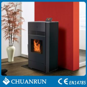 Remote Control Wood Pellet Burner/Fireplace (CR-08) pictures & photos